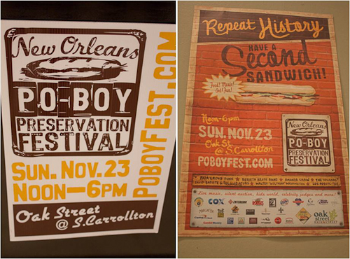 Po'Boy Paraphernalia (Southern Food & Beverage Museum)