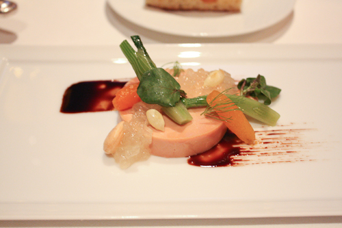 The French Laundry foie gras