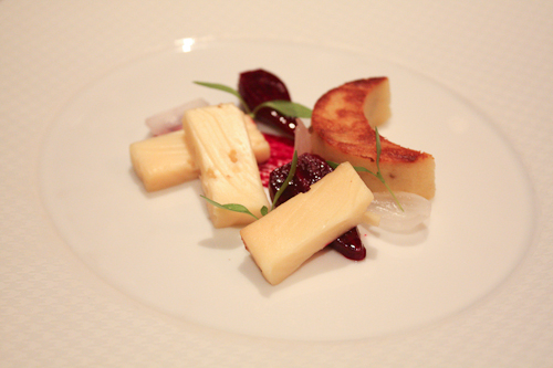 The French Laundry Tomme Crayeuse