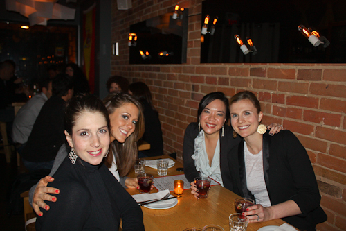 girls weekend in Toronto