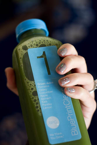 BluePrint Cleanse, Green Juice
