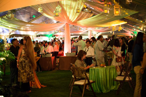 Kapalua Wine and Food Festival, Grand Tasting