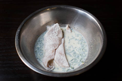 Buttermilk-Sage Bath