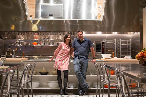 Jodi and Tony Liano, SF Cooking School // LickMySpoon