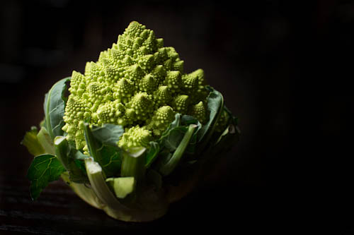 Broccoli Romanesco // @lickmyspoon