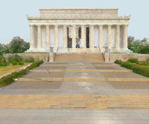 DJS-3D-Laser-Scanning-Lincoln-Memorial