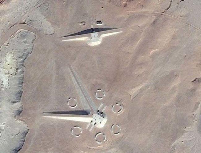 Hallazgo en el desierto resulta muy extraño