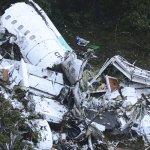 El trágico accidente del Chapecoense