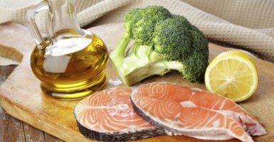 PESCADO GRASO (mejores alimentos para controlar la diabetes)