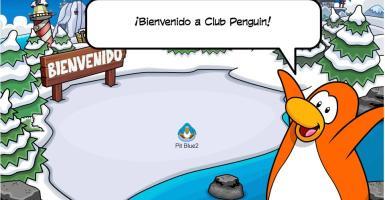 Redes sociales divertidas y seguras para los niños - La Isla de Club Penguin