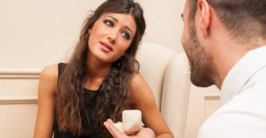 Señales de que no estás listo para casarte - Tienes dudas
