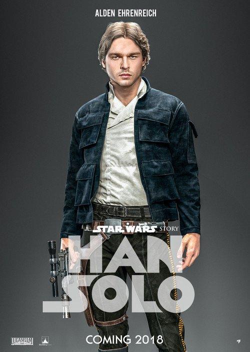 Los estrenos que estremecerán al mundo en 2018 - La Guerra de las galaxias: Han Solo