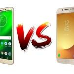 Comparación de Moto G6 vs Galaxy J7 Pro: Conoce el precio y la ficha técnica