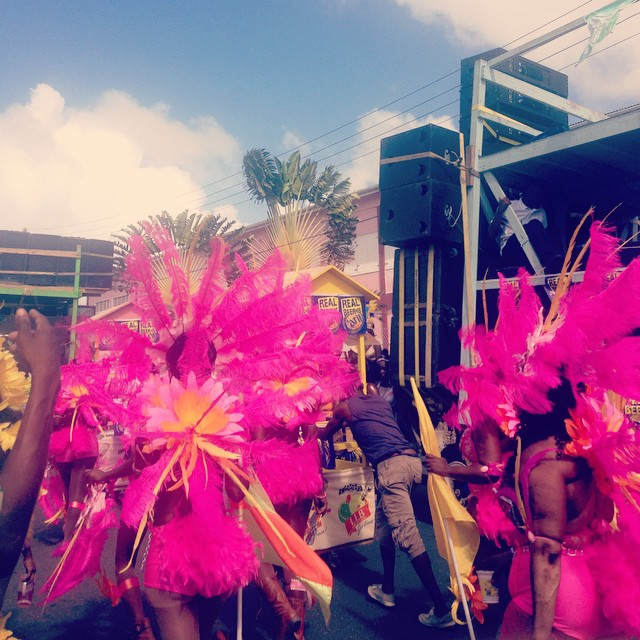 #StKitts #Karnival #2016 #Parade