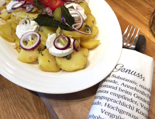 Kartoffelsalat Sommer