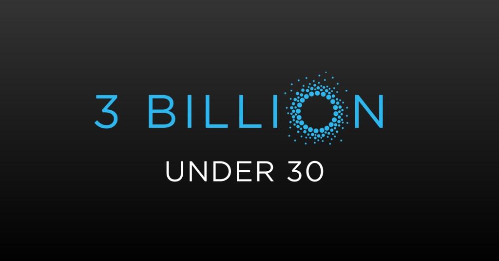 Stories from the 3 Billion Under 30