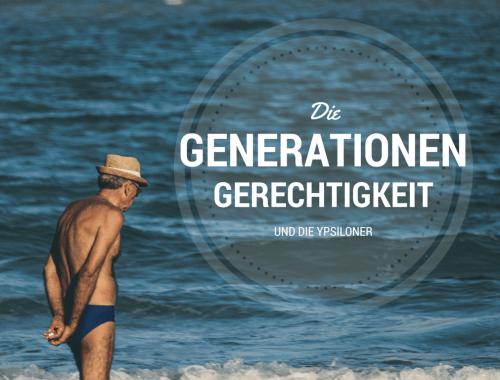 Generationengerechtigkeit