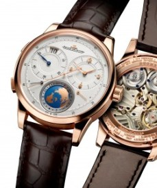 JaegerLeCoultre Duometre Unique Travel Time Q6062520 48,500$
