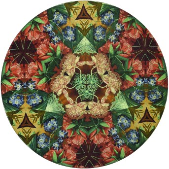 Alexandr Nekrashevich creates kaleidoscope views of famous paintings | Courtesy A&V Art Gallery