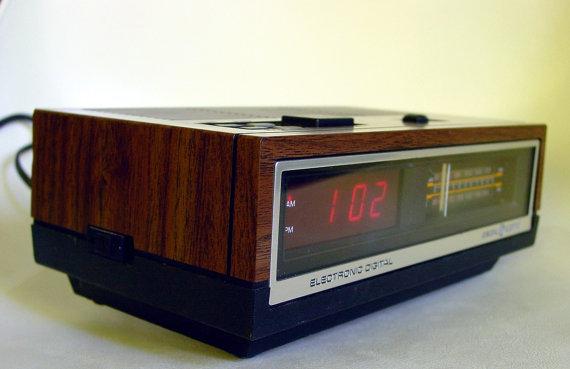 Clock-Radio