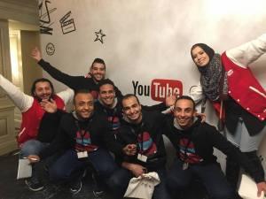Eng.Pansee Fathallah & Eng.Mohamed A.Karim are officially YouTube Ambassadors شركة جوجل تختار مهندسة بانسيه فتح الله ومهندس محمد عبد الكريم سفراء ليوتيوب