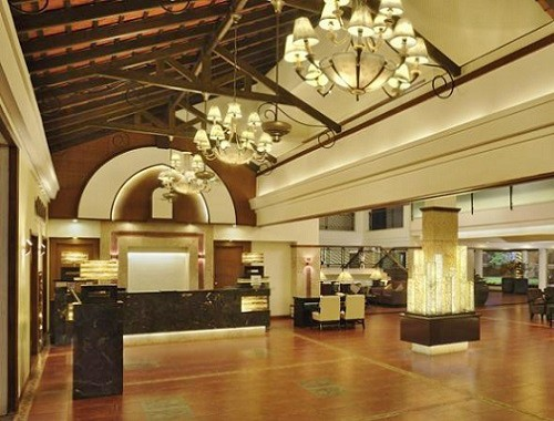 Reception, Double Tree by Hilton