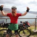 Sean Conway over halfway through attempt at the world's longest Triathlon