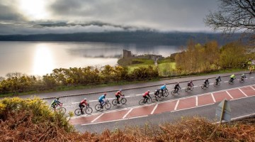 Record entry as Etape Loch Ness sells out – but cyclists supporting official charity Macmillan Cancer Support can still register