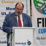 CEO of Basketball Ireland Bernard O'Byrne to run for Presidency of the Olympic Council of Ireland