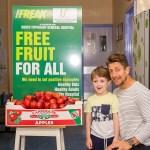 Fitness Freak's free fruit initiative to keep children healthy