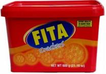 everything tastes better with it sits on a FITA - hmm doesnt rhyme