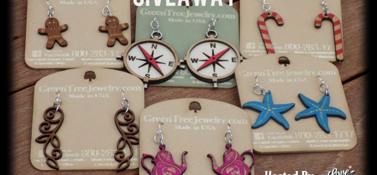Jewelry Giveaway with Green Tree