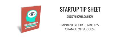 Startup Tip Sheet CTA