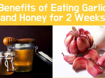 Benefits of Eating Garlic and Honey for 2 Weeks