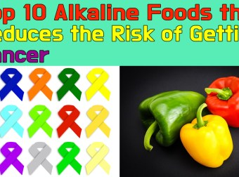 Top 10 Alkaline Foods that Reduces the Risk of Getting Cancer
