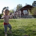 Bästa aktiviteten för barnen en solig dag…