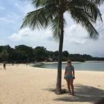En märklig men härlig strand