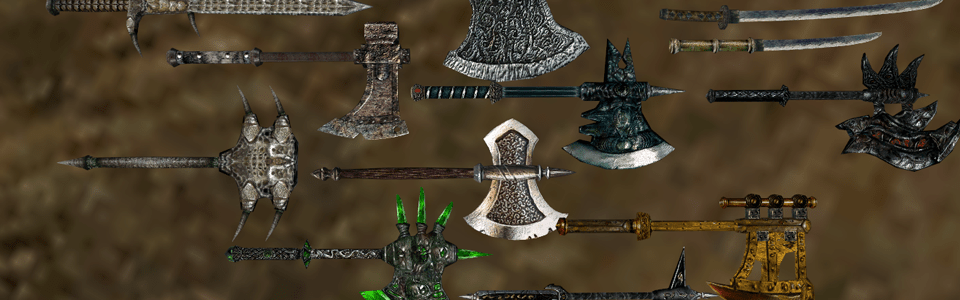 Banner - Weapon Upgrades