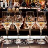 The ultimate cognac flight at Dorchester