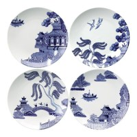 Design pick: Willow Love Story plates from Loveramics