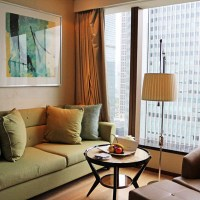 Eastern luxury at Mandarin Oriental Pudong, Shanghai