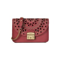 Accessories pick: Rubino red Metropolis Bolero shoulder bag from Furla