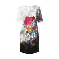 Fashion pick: Petite Kamelia print dress from Fenn Wright Manson