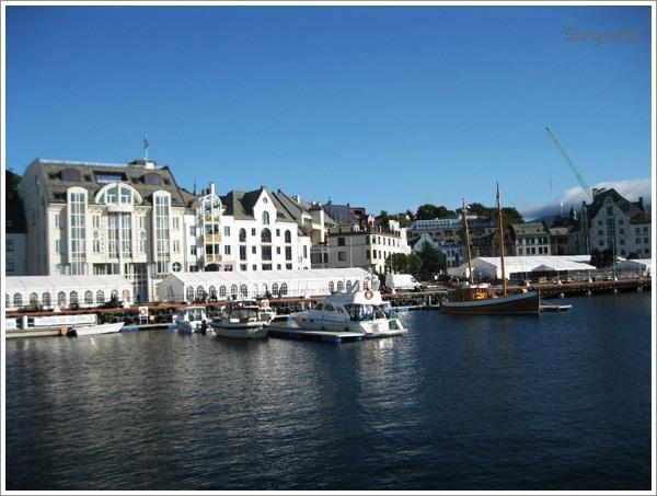 Alesund Port
