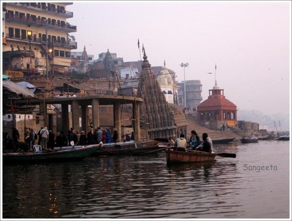 Varanasi Manikarnika Ghat