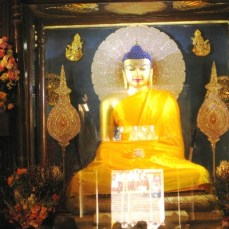 Bodhgaya Golden Buddha