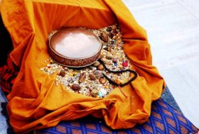 Bodhgaya-Prayer