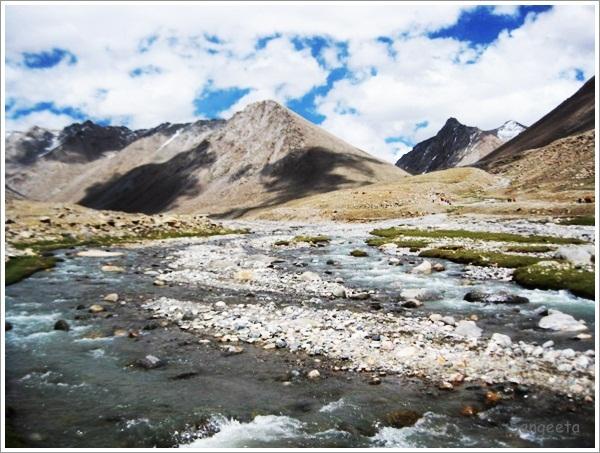 Kailash-Clear Stream