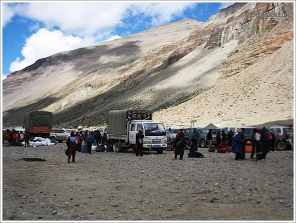 Mount Kailash-Tarpoche Point