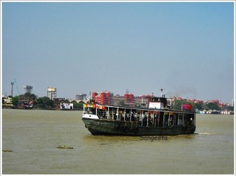 Kolkata Ferry